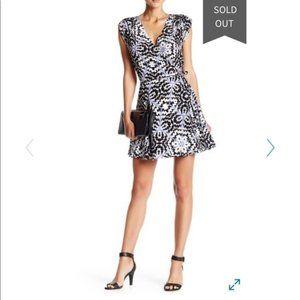 Yumi Kim | Soho Mixer Printed Silk Wrap Dress